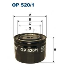 OP 520/1 Фильтр масляный Filtron