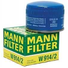 W 914/2 Фильтр масляный MANN