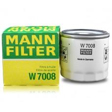 W 7008 Фильтр масляный MANN