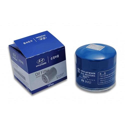 26300-35504 Фильтр масляный Hyundai / KIA