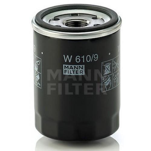 W 610/9 Фильтр масляный MANN