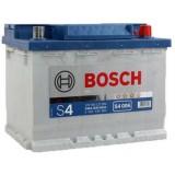 Аккумулятор BOSCH 60 а/ч 540А 'S4 006', 242x175x190, Прямая 0 092 S40 060