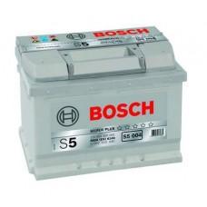 """Аккумулятор BOSCH """"S5 004"""" 61 а/ч 600 А, 242x175x175, Обратная 0 092 S50 040"""