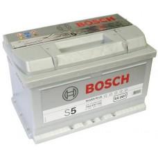 """Аккумулятор BOSCH """"S5 007"""" 74 а/ч 750 А, 278x175x175, Обратная 0 092 S50 070"""