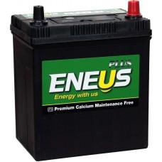 Аккумулятор 6ст-40 (Eneus) Plus 42B19L Asia тонкие выводы, 187x127x220, Обратная
