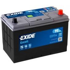 Аккумулятор Exide Excell EB954, 95 а/ч 720 A, 306x173x222, Обратная
