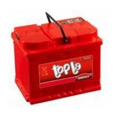 Аккумулятор 6ст-66 (Topla), 242x175x190, Обратная