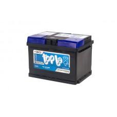 Аккумулятор Topla Top 62 а/ч 600A 6СТ-62R, 242x175x175, Обратная