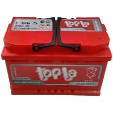 Аккумулятор 6ст-73 (Topla) низкий, 278x175x175, Обратная