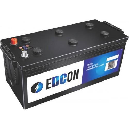 Аккумулятор автомобильный eDCon 225 А/ч 1150 А, 518x276x242, Обратная полярность (+-)