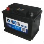 Аккумулятор eDCon 60 А/ч 540 А, Прямая полярность