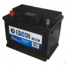 Аккумулятор автомобильный eDCon 60 а/ч 540 А, 242x175x190, Прямая