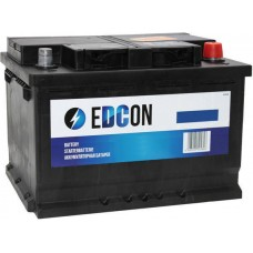 Аккумулятор автомобильный eDCon 60 а/ч 540 А, 242x175x175, Обратная