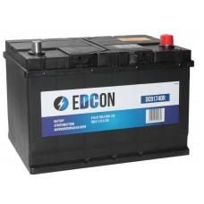 Аккумулятор автомобильный eDCon 91 а/ч 740 А, 306x173x225, Обратная