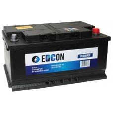 Аккумулятор автомобильный eDCon 95 а/ч 800 А, 353x175x190, Обратная