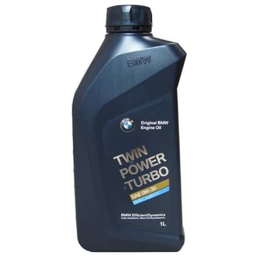 Моторное масло BMW M TwinPower Turbo Longlife-04 SAE 0W30, 1 литр, синтетическое