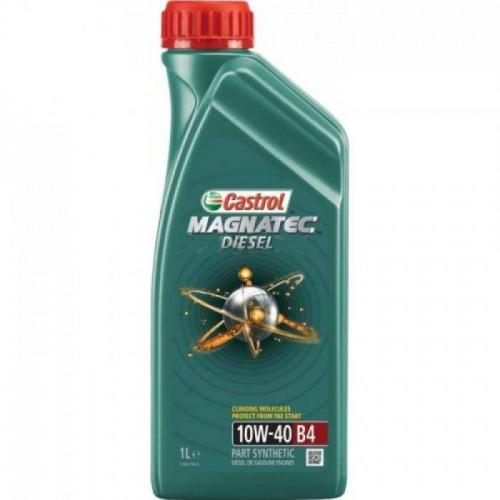 Моторное масло CASTROL Magnatec Diesel B4 10W40, 1 литр,