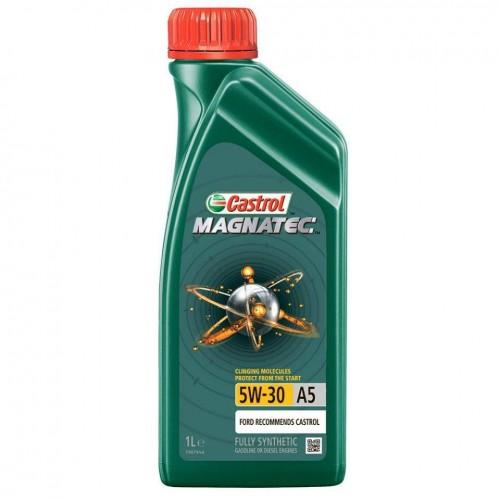 Моторное масло CASTROL Magnatec A5 5W30, 1 литр,