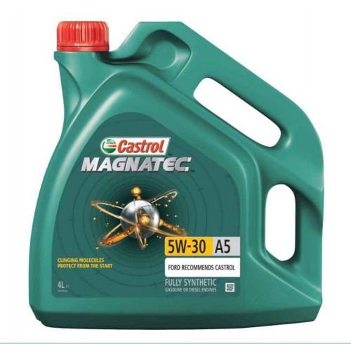 Моторное масло CASTROL Magnatec A5 5W30, 4 литра,