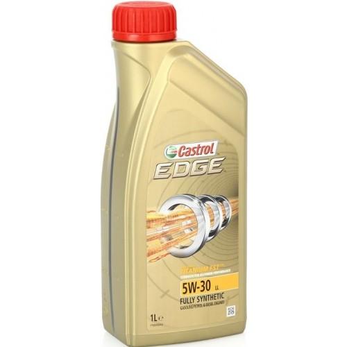 Моторное масло CASTROL EDGE LL Titanium FST 5W30, 1 литр,