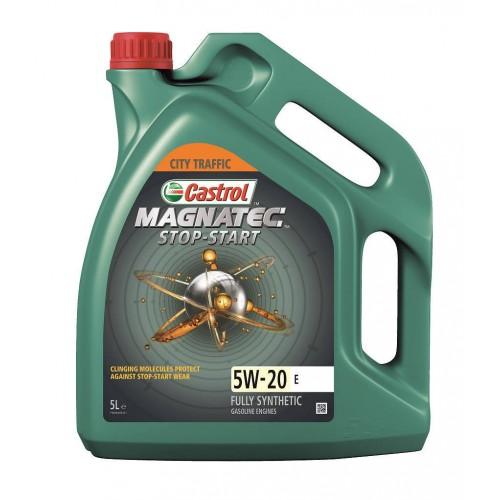 CASTROL Magnatec Stop-Start E 5W20, 5 литров