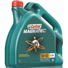CASTROL Magnatec A3/B4 5W40, 4 литра