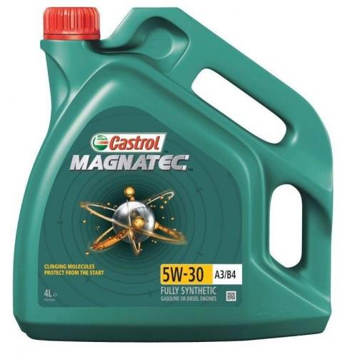 CASTROL Magnatec A3/B4 5W30, 4 литра