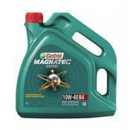 Моторное масло CASTROL Magnatec Diesel B4 10W40, 4 литра,