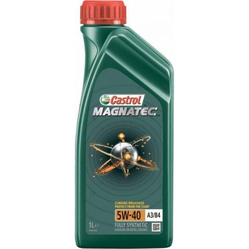 Моторное масло CASTROL Magnatec A3/B4 5W30, 1 литр,
