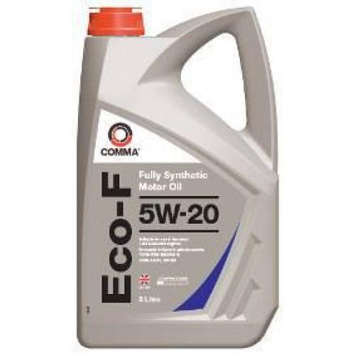 Моторное масло Comma Eco-F 5W20, 5 литров,