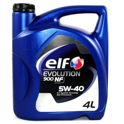 ELF Evolution 900 NF 5W40, 4 литра