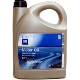GM Dexos 2 5W30, 5 литров