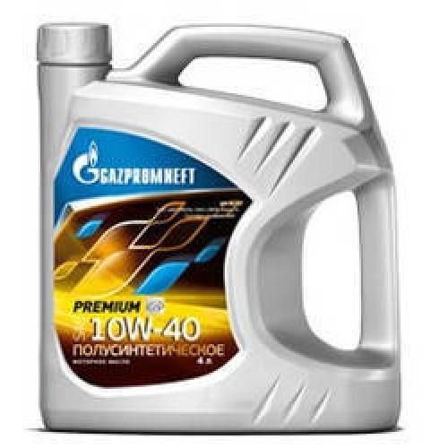 Газпромнефть Premium L 10W40 SL/CF, 4 литра