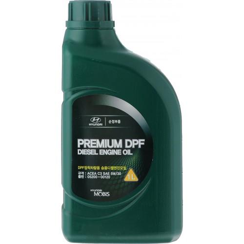 HYUNDAI Premium DPF Diesel 5W30, 1 литр