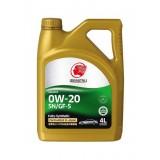 IDEMITSU SN/GF-5 0W20, 4 литра