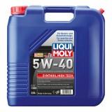 Liqui Moly Synthoil High Tech 5W40, 20 литров