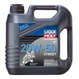 Liqui Moly RACING 4T 20W50, 4 литра