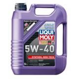 Liqui Moly Synthoil High Tech 5W40, 5 литров