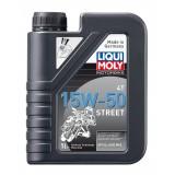 Liqui Moly RACING 4T 15W50, 1 литр