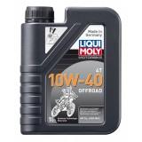 Liqui Moly Motorbike 4T Offroad 10W40, 1 литр