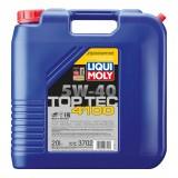 Liqui Moly Top Tec 4100 5W40, 20 литров