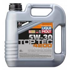 Liqui Moly Top Tec 4200 5W30, 4 литра