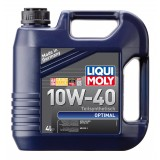 Liqui Moly Optimal 10W40, 4 литра