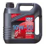 Liqui Moly Racing Synth 4T 10W50, 4 литра