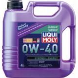 Liqui Moly Synthoil Energy 0W40, 4 литра