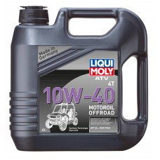 Liqui Moly ATV 4T Motoroil 10W40, 4 литра