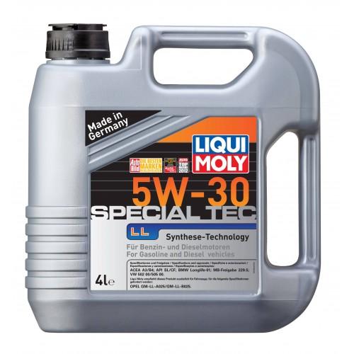 Liqui Moly Special Tec LL 5W30, 4 литра