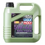 Liqui Moly Molygen New Generation 5W40, 4 литра