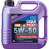 Liqui Moly Synthoil High Tech 5W50, 4 литра
