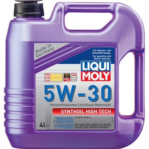 Liqui Moly Synthoil High Tech 5W30, 4 литра